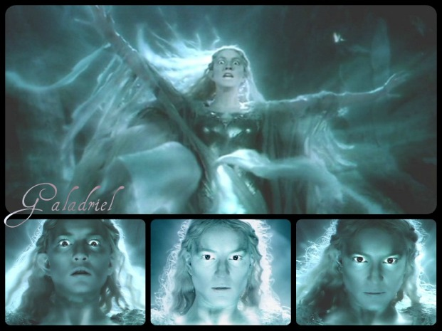 flix flixters and the Higher Guardian of the Threshold Galadriel