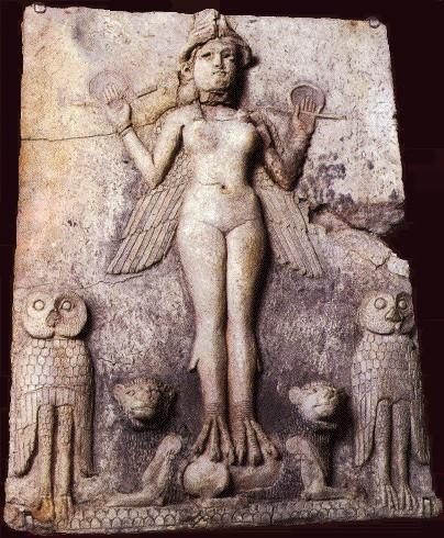 Ishtar seven veils