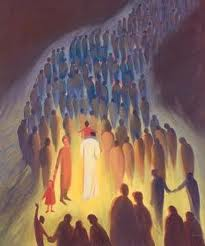 Glimpses 1 the hidden christ amongst us