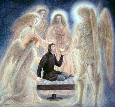 Joan of Arc and the Archangels