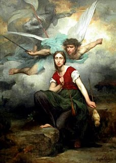 Michael and Joan of Arc