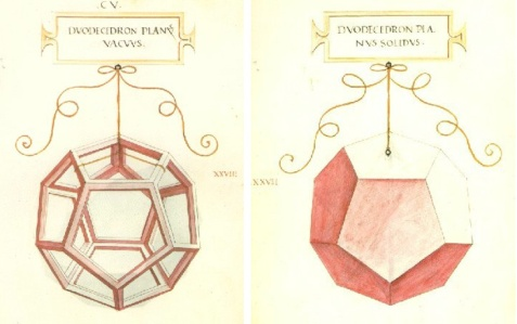 stone of the wise leonardo dodecahedron