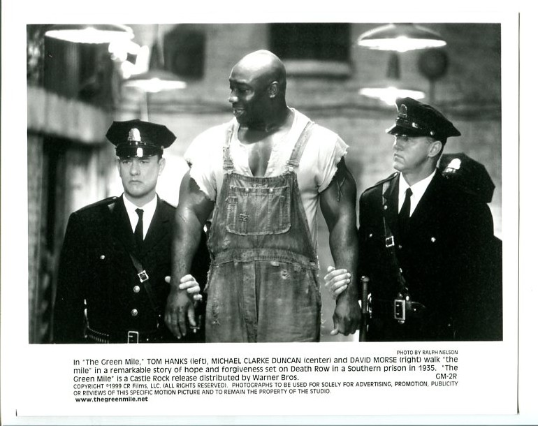 Green mile essay