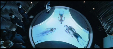 3 soul forces as Precognition in Minority Report