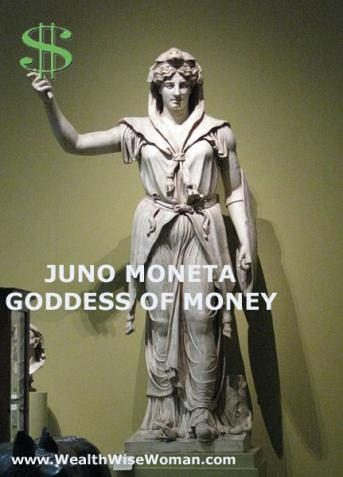 Juno Goddess of Money 1