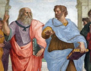 Plato Aristotle Paul