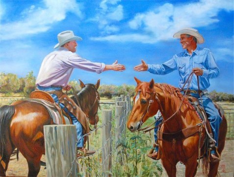 Aggies howdy Texas greeting