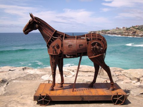 Aggies Placebo false Phantom Horse
