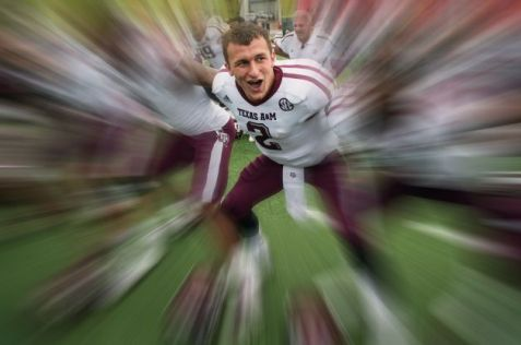Aggies time wave window into ancient vision