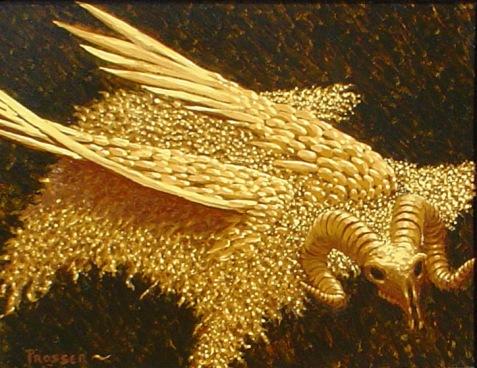 age of america Ram Golden Fleece Prosser