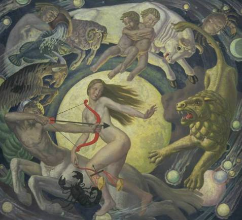 Zodiac Ernest Procter 1886 to 1935