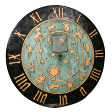 Age of America sophia clock