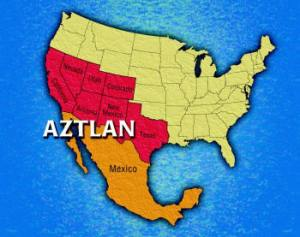 Age of America Aztec Aztlan influence