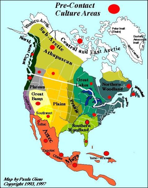 Age of America Paula Giese regional influence 1