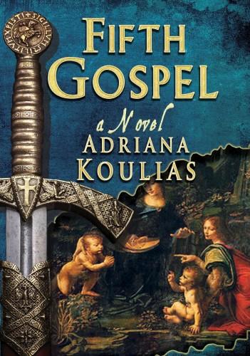 Age of America Fifth Gospel Adriana Koulias