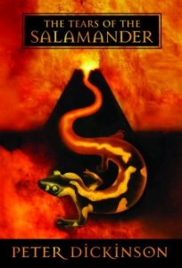 Age of America salamander mysteries Peter Dickinson