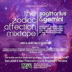 Age of America Gemini and Sagittarius