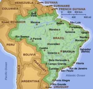 Age of America 2 Brazil