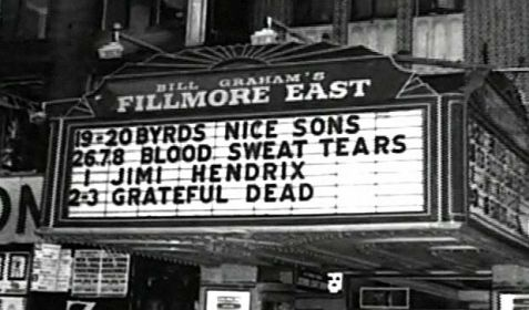 Age of America 2 Fillmore East