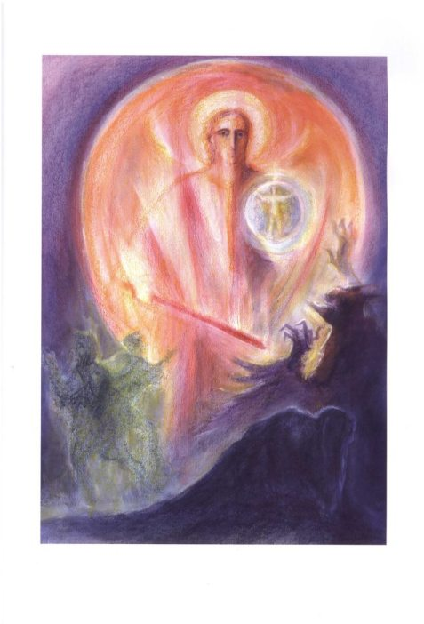 Nylias Mihaly Michael twelve Holy Nights SAGittarius