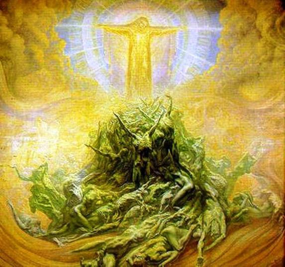 Desperation the gnashing of teeth and the Risen Etheric Christ