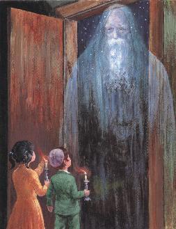 Age of America 3 Elijah, Novalis, John the Baptist, Raphael