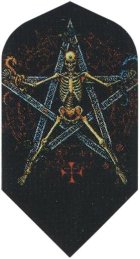 Age of America 3 Ancient Saturn skeleton and Phantom body